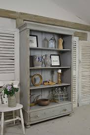 Distressed White Bookcase by Furniture Home Large White Distressed Bookcase For Modern Living