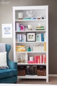 Tidy Books Bookcase White by Best 25 Arranging Bookshelves Ideas On Pinterest Decorate