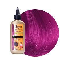 Halloween Hair Color Washes Out - bigen semi permanent hair color can be washed out in 10 to 12