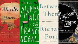 good books to do a book report on maureen corrigan npr searching for a summer escape these 6 books will carry you away