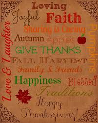 thanksgiving printables to decorate for the holidays with