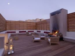 Utah Home Designers Terrace For Party At Amangiri Resort And Spa In Canyon Point