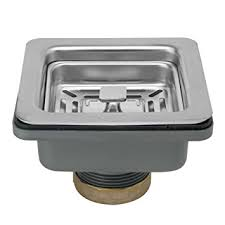 Perfetto Kitchen And Bath  Square Stainless Steel Kitchen Sink - Square kitchen sink