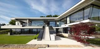hã user architektur moderne häuser mit viel glas loopele
