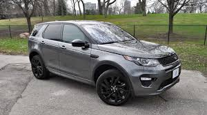land rover discovery sport third row 2017 land rover discovery sport test drive review