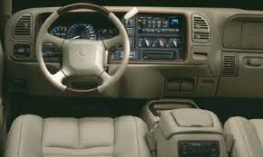 97 cadillac escalade cadillac escalade 5 7 1997 auto images and specification