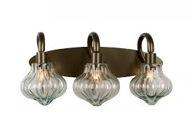 Antique Vanity Lights Wonderful Vintage Vanity Light Two Light New Bronze Recycled