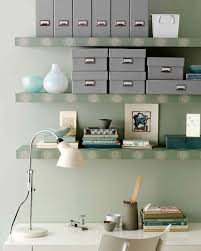 Decorate Office Shelves by Desk Organizing Ideas Martha Stewart