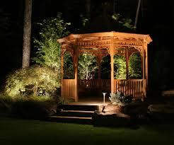 outdoor landscaping lights best landscape lighting kit ideas design ideas u0026 decors