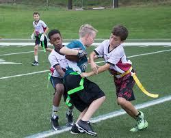 Best Flag Football Plays Youth League