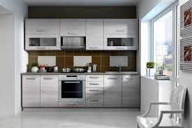 cuisine complete cdiscount lassen cuisine complète l 2m60 décor chêne clair sonoma cuisine