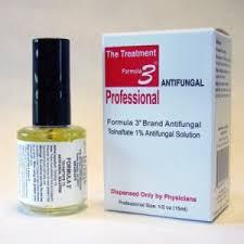 formula 3 nail fungus treatment review