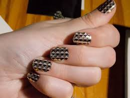 maybelline color show fashion prints nail stickers archives