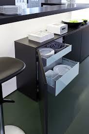 Kitchen Storage Ideas For Small Spaces Modern Space Saving Kitchen Storage And Shelving Ideas