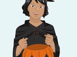 how to dress up as an evil witch for halloween 11 steps