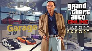 how to get a ceo office garage gta v online youtube