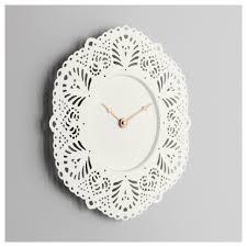 bedroom large clock cheap clocks silver wall clock ikea wall