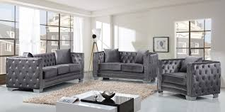 tufted living room furniture sofa rooms with grey couches long grey couch beige tufted sofa