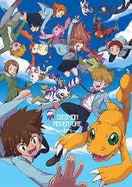 digimon adventure i can not wait for this seriously this was my childhood and i