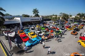 koenigsegg miami miami 2016 lamborghini gathering and drive