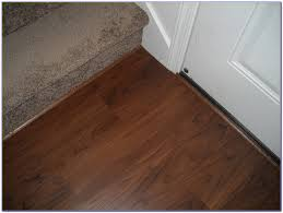 Laminate Flooring Transition Pieces Pergo Laminate Transition Strips Flooring Home Decorating