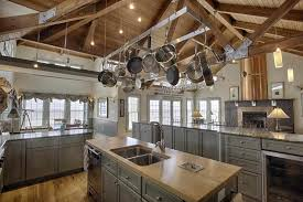 country kitchen with wainscoting u0026 kitchen island in ocean city