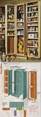Woodworking Plans Garage Shelves by 99 Best Storage Images On Pinterest Tool Storage Woodwork And