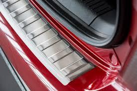 opel karl 2015 stainless steel bumper protector fits for opel karl vauxhall viva