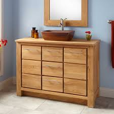 Bathroom Vanity Dimensions by Bathroom Dark Wood Narrow Depth Bathroom Vanity With Round