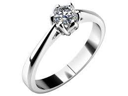 zasnubni prsten zásnubní prsten model 049 zlatnictví rýdl