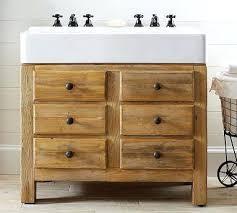 Rustic Wood Bathroom Vanity - vanities rustic double vanity rustic wood bath vanity rustic 60