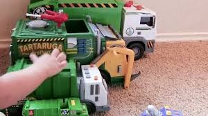 garbage trucks for kids surprise cars for kids garbage truck toys play time family toy fun from