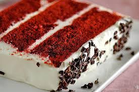 red velvet cake recipe on food52
