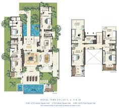 luxury beach house floor plans coral house luxury retreats resorts vacations modern plans simple
