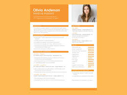 10 best images of open graphic resume templates creative graphic