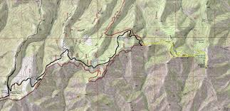 Oregon Fires Map by Oregon Butte Lookout U0026 Columbia County Highpoint