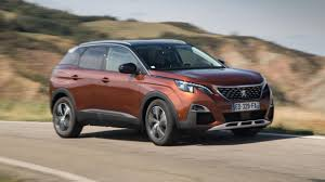 peugeot cars 2017 review the new peugeot 3008 top gear