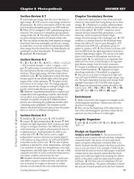 chapter 8 answer key photosynthesis adenosine diphosphate