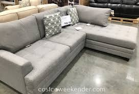 Sectional Sofa With Chaise Costco True Innovations Sofa Costco Catosfera Net