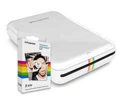polaroid zip mobile printer paper