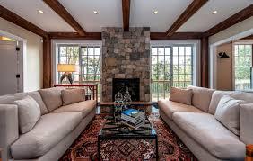 modern home design new england modern house plans lake design plan large contemporary cabin