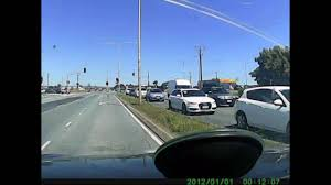 lexus of adelaide watch distracted driver causes three car crash wheels24