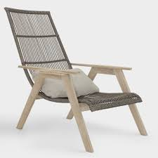 How To Restore Wicker Patio Furniture by Outdoor Chairs Seating And Sectionals World Market