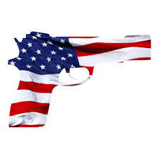 Free American Flag Stickers American Flag Pistol Patriotic Guns Truck Stickers