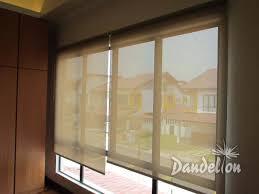 roller blinds dandelion