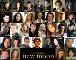 harry potter eragon and twilight images new moon cast list hd