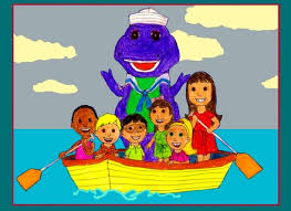 Barney And The Backyard Gang Episodes Barney And The Backyard Gang A Day At The Beach 1989 Youtube