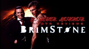 brimstone mask brimstone tv series forever horror month review
