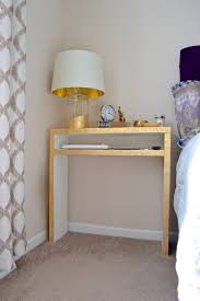 Gold Console Table White U0026 Gold Console Table
