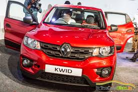 renault nissan cars renault kwid to come with 57 bhp engine and revo shifter indian